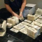 Más de 6 millones de dólares incautados a Balcedo