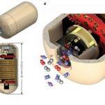 Una cápsula viaja por el intestino y envía datos al celular