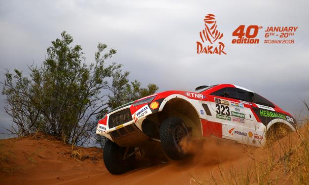 Rugen los motores: arrancó el Dakar 2018 (#video)