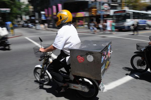 Rige nueva reglamentación de Deliverys