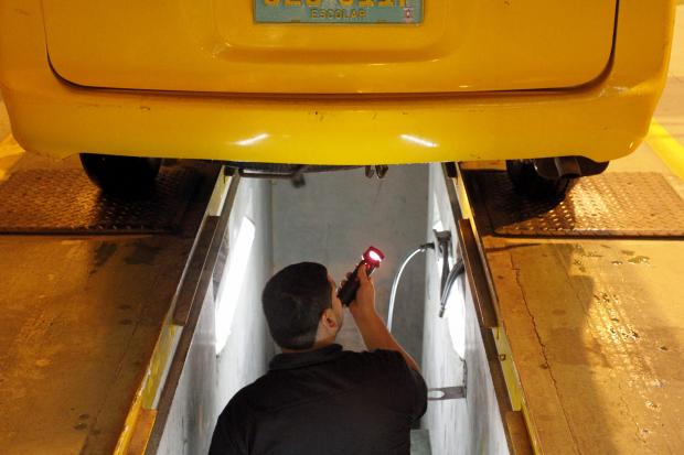 Comienza inspección de Transporte Escolar