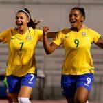 Uruguay cayó ante Brasil en su segunda presentación