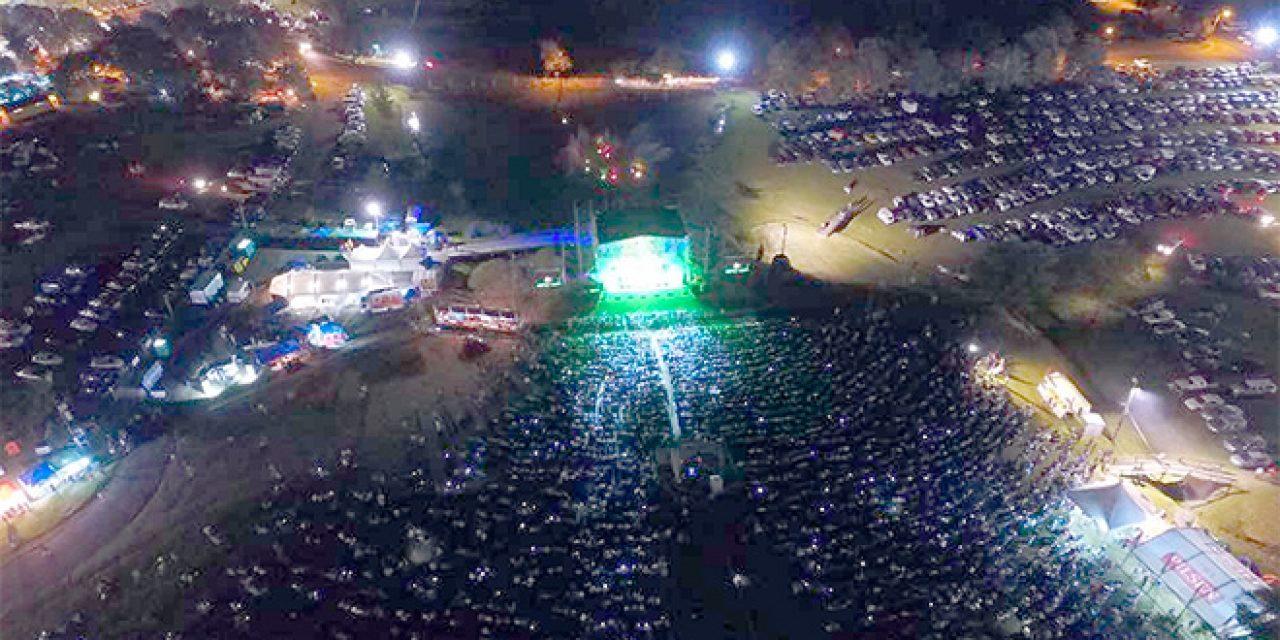 Miles de personas en las Fiestas de Febrero en todo el país