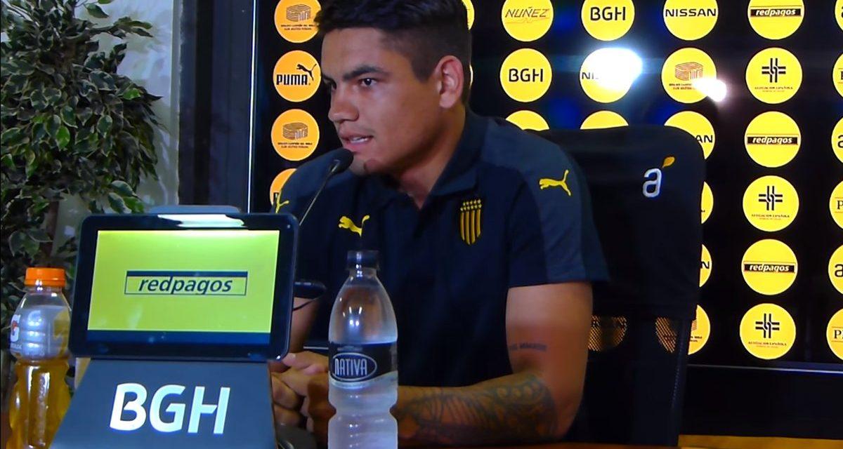 """El """"Toro"""" Fernández debutó con gol"""
