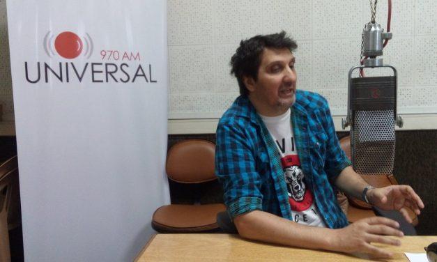 """Gustavo Hernández: """"'No dormirás' es argentina, uruguaya y española, pero el corazón es 100% uruguayo"""""""