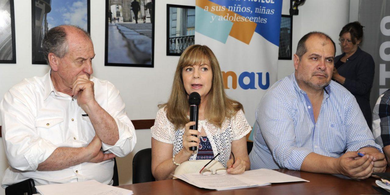 Acuerdo entre INAU, INISA y Ministerio de Trabajo