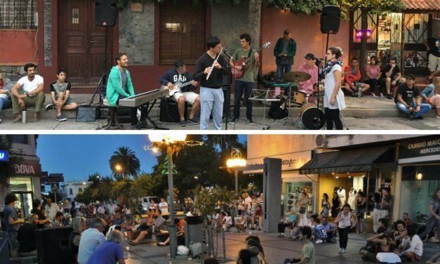 Jazz a la calle: Mercedes reúne a dos mil músicos de distintos países