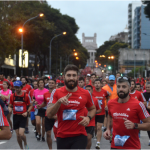 Inscriben para la Maratón de Montevideo