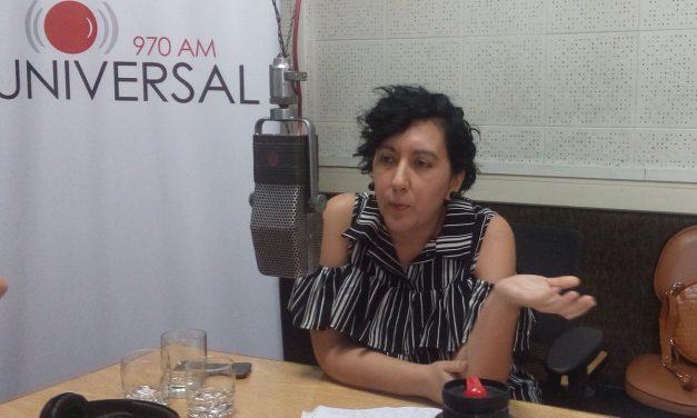 """""""La culpa tiene voz de tía solterona"""": la columna de humor de María Rosa Oña"""
