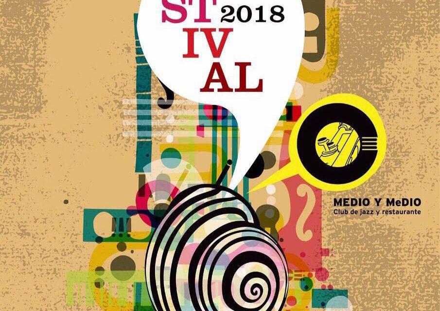 Gran lista de artistas en el Festival Medio y Medio
