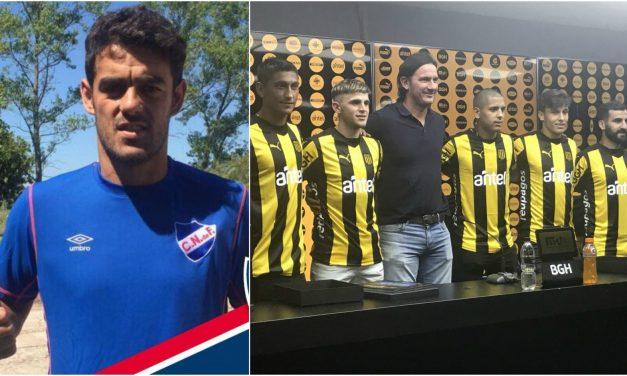 Los clubes uruguayos siguen reforzandose
