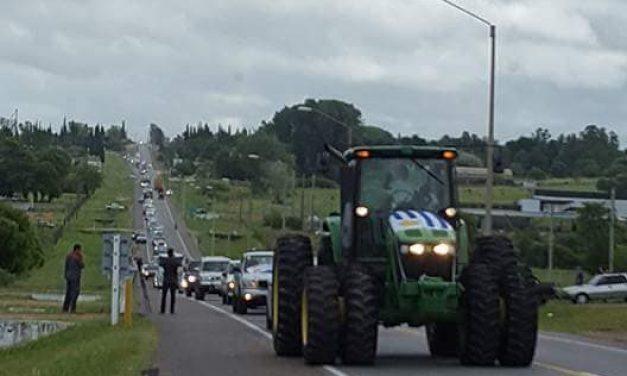 El reclamo de los productores rurales y las respuestas de los sindicales