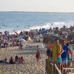 15 % más de turistas en Rocha