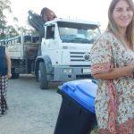 Reciclado de residuos con dobles contenedores en Atlántida norte