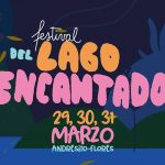 Festival del Lago Encantado en Flores con grilla prometedora