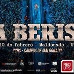 """""""La Beriso"""" regresa a Uruguay"""