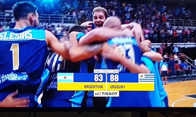 Histórico triunfo de Uruguay ante Argentina por el Mundial