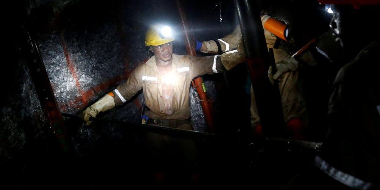 955 mineros fueron rescatados en Sudáfrica