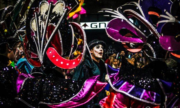 Carnaval sigue de largo