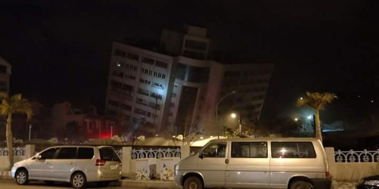 Terremoto de 6,4 en Taiwán