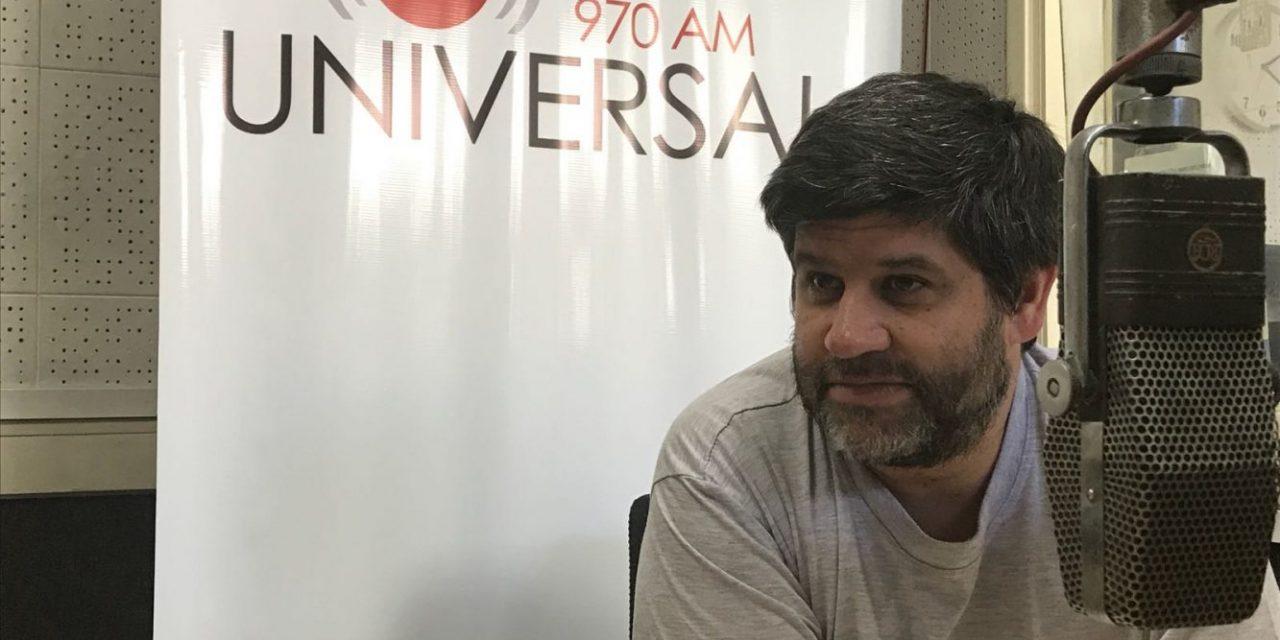 """Fernando Amaral presenta """"Apenas el fin del mundo"""" en la Zavala Muniz"""