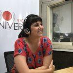 """Florencia Infante: """"las mujeres en los medios no tenemos las mismas oportunidades y no ganamos lo mismo"""""""