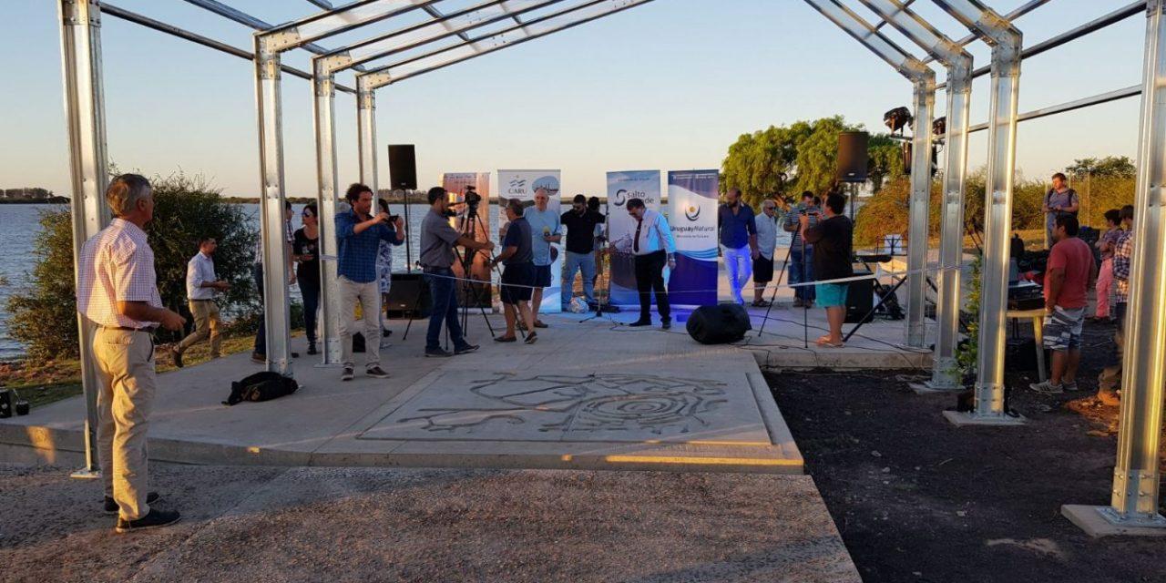 Se inauguró el Paseo Costero de Belén