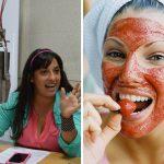 Comida para la cara y el cuerpo: mascarillas de alimentos