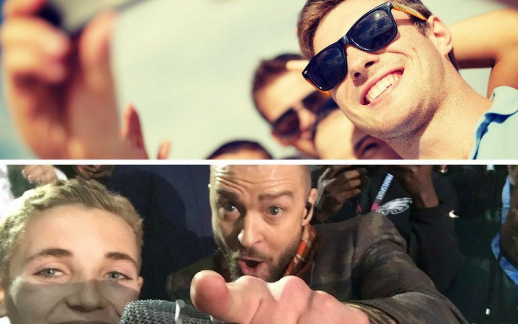 """El niño que """"ignoró"""" a Justin Timberlake"""
