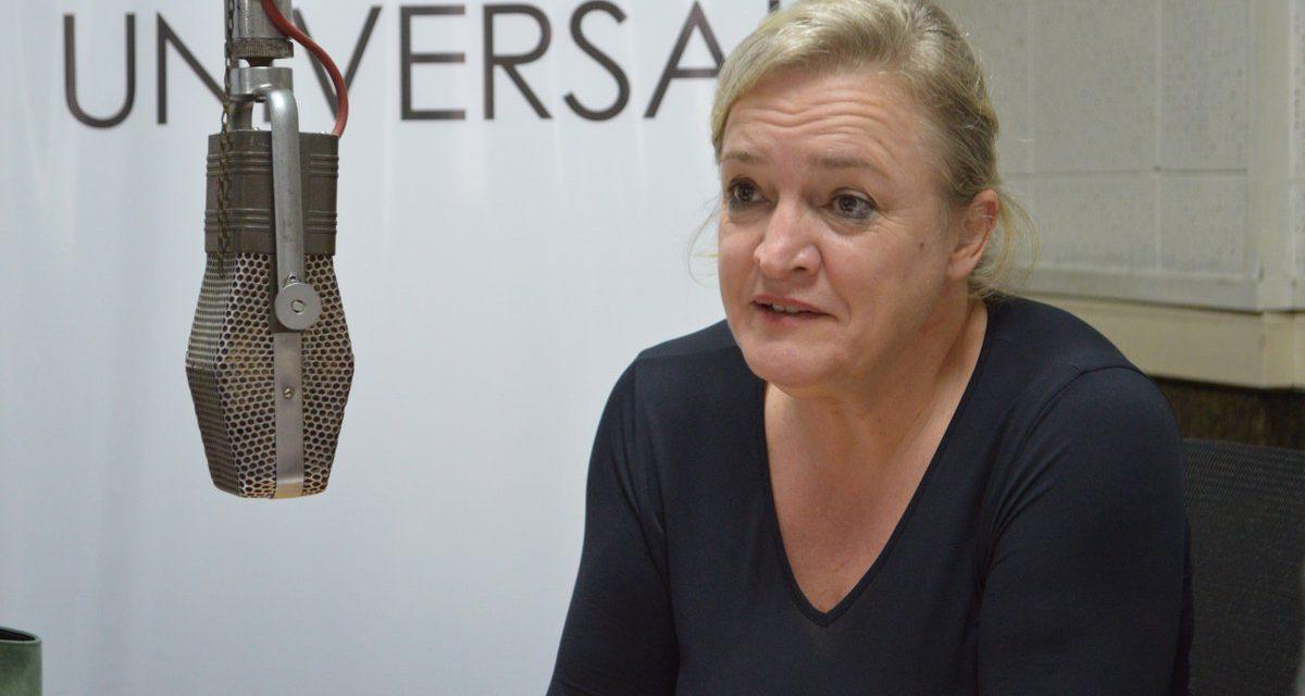 """""""Conozca a la primer directora mujer de la filarmónica de Montevideo"""""""