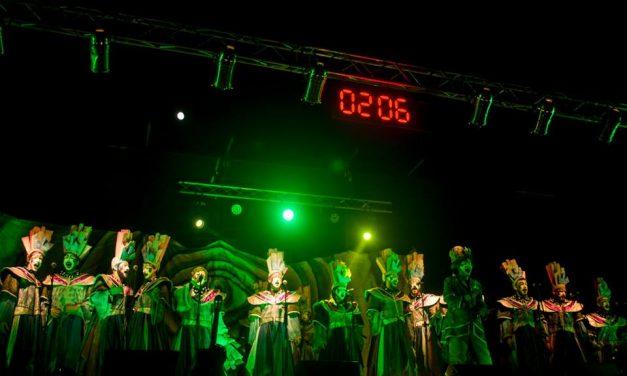 El Carnaval Canario ya tiene a sus campeones