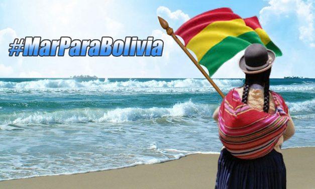 La demanda marítima de Bolivia llegó al fútbol