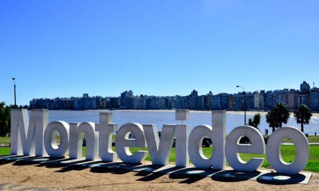 Nueva postal de Montevideo
