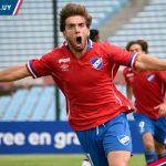 Nacional finalista de la Libertadores Sub 20