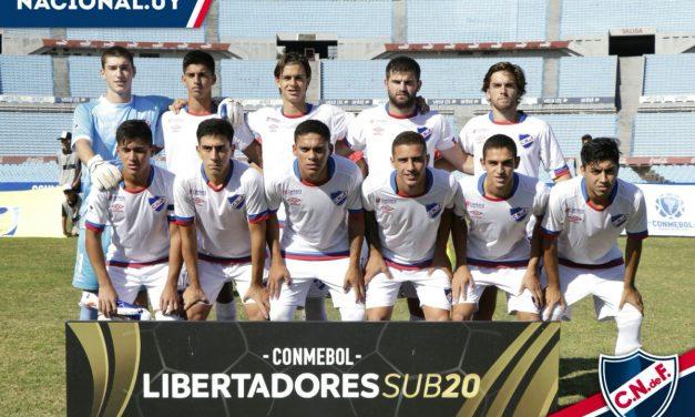 Nacional Campeón de la Libertadores Sub 20