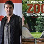 """Álvaro Armand Ugón: """"El cuento del Zoo fue una de las obras que me hizo enamorar del teatro"""""""