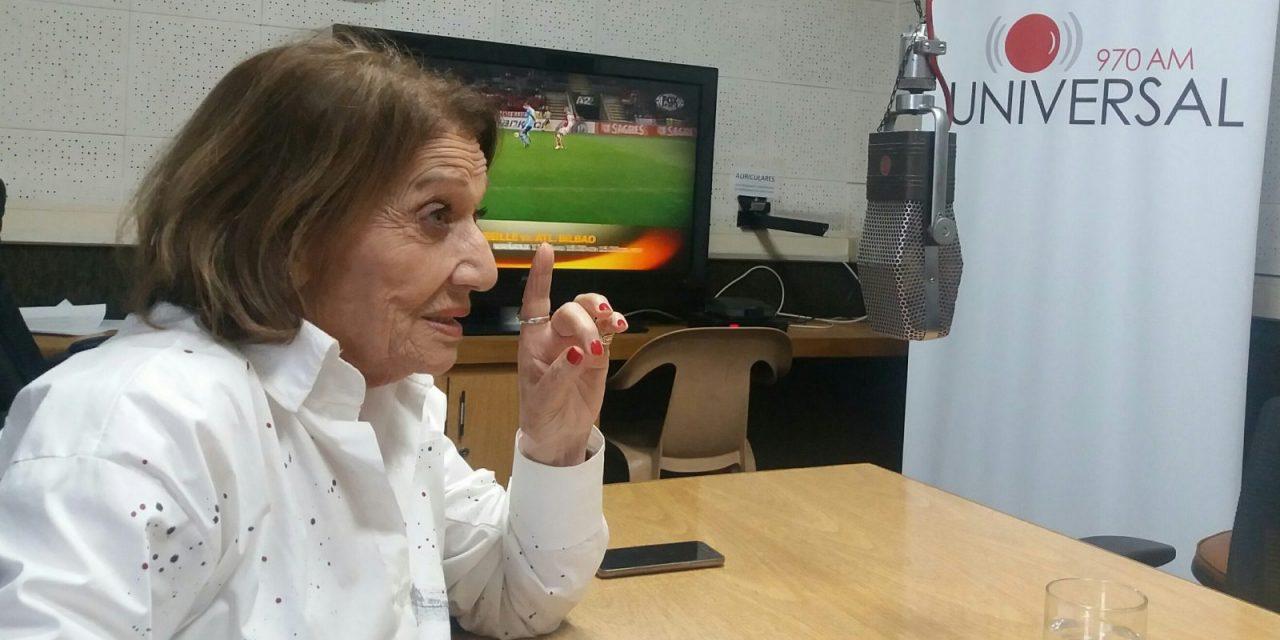 Cristina Morán en Hacemos lo que podemos