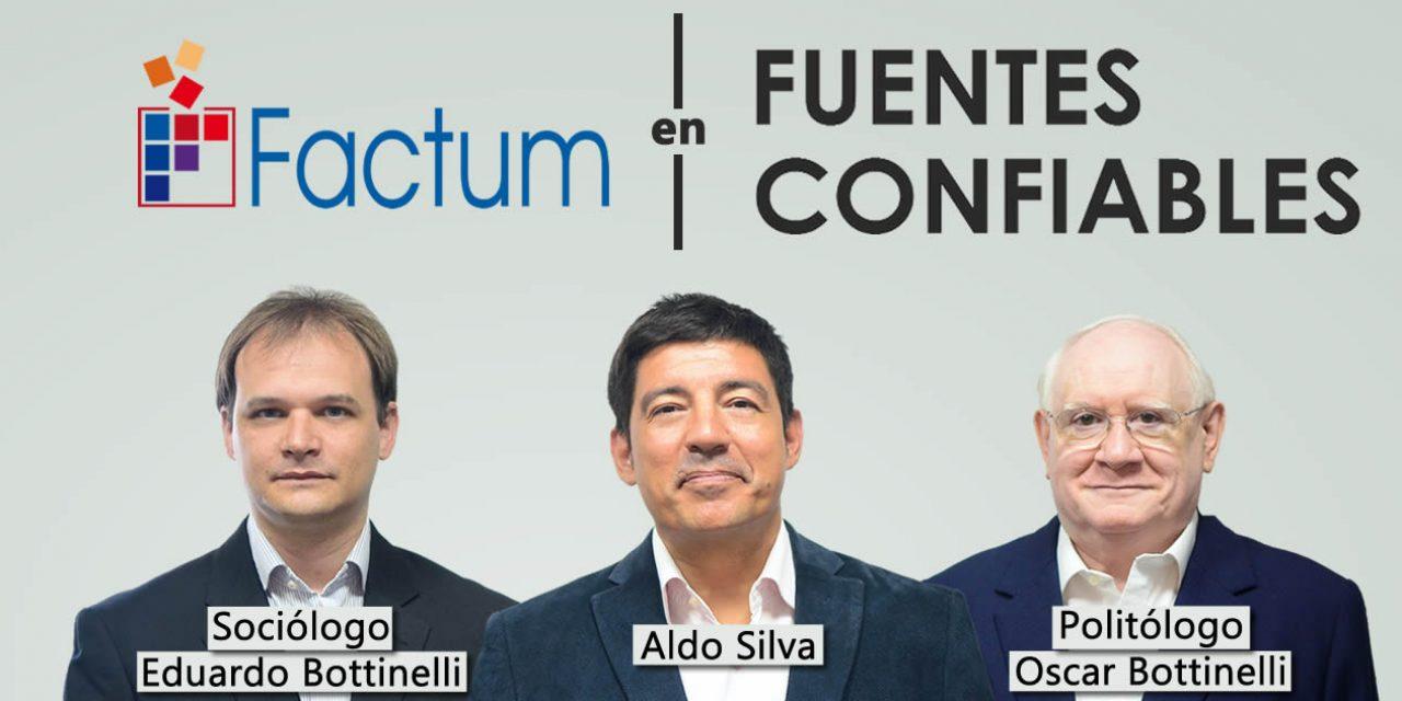 ¿Quién creen los uruguayos que serán los candidatos únicos de cada partido?