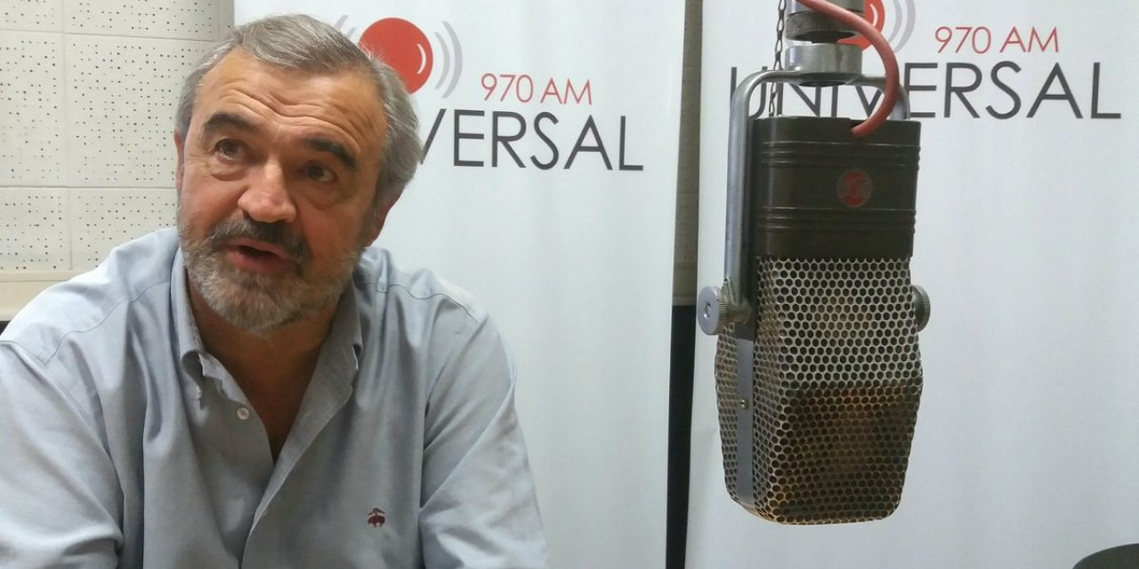 Este jueves, Jorge Larrañaga en Fuentes Confiables