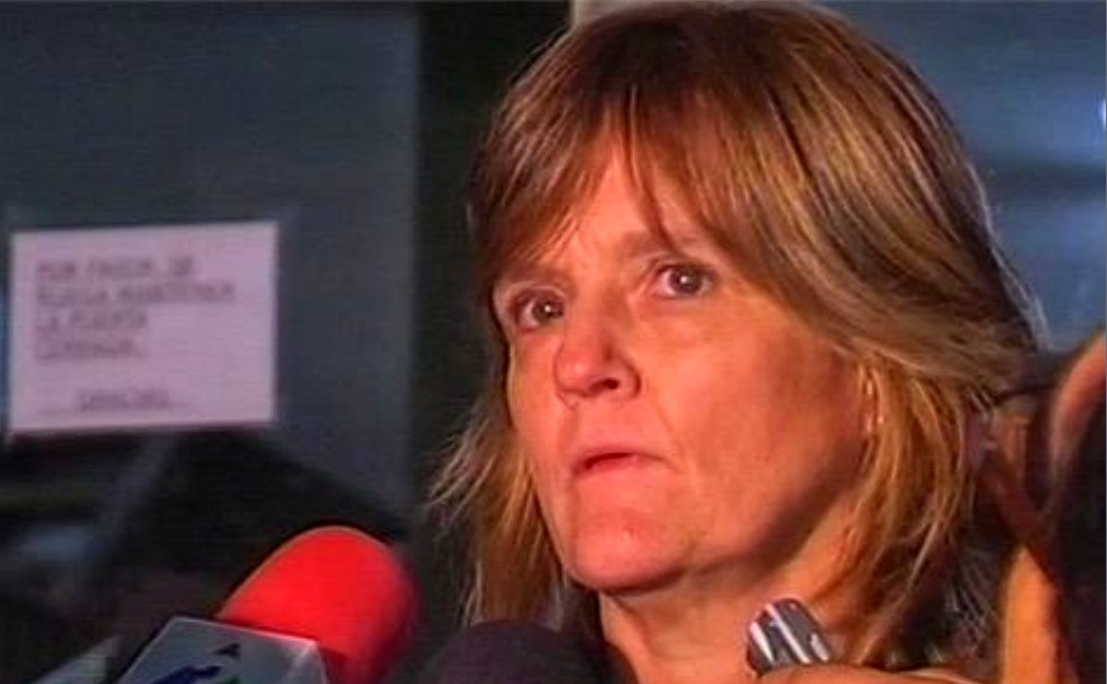 """Jueza Larrieu: """"sobre ANCAP espero expresarme antes de los 45 días"""""""