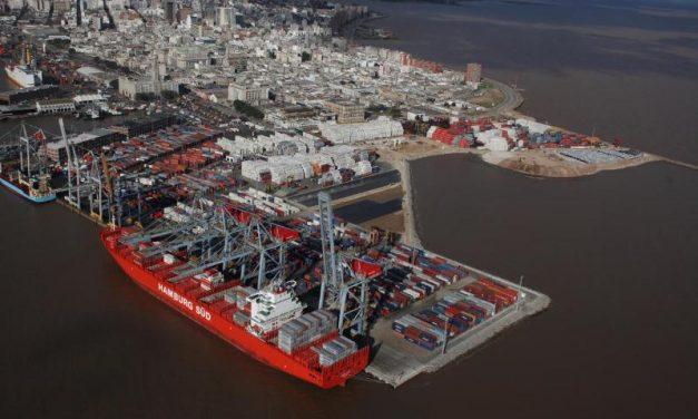 Trabajadores de las lanchas de prácticos en Puertos Buceo y Montevideo en cuarentena voluntaria