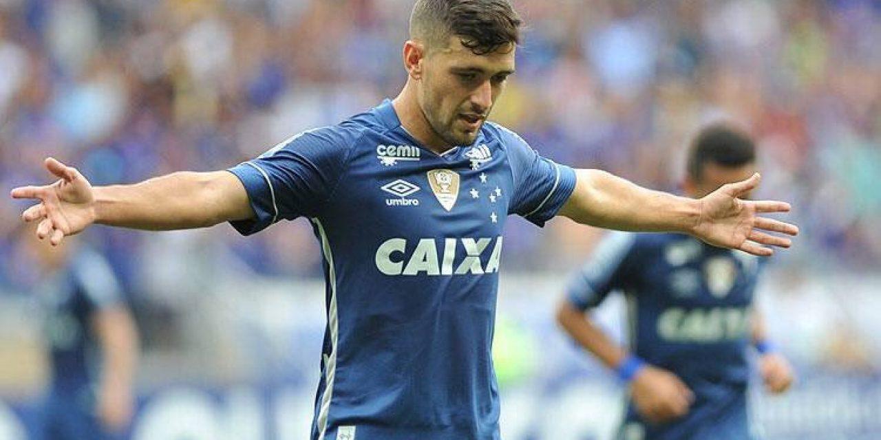 De Arrascaeta anotó en la goleada de Cruzeiro
