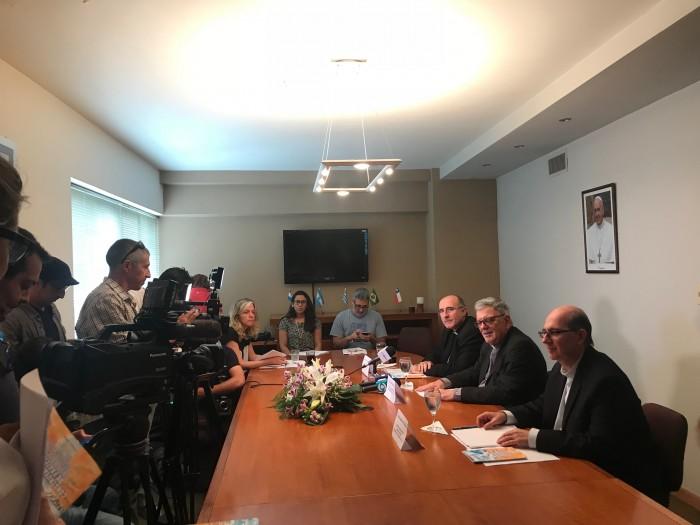 Los obispos uruguayos presentaron documento sobre la fragmentación social