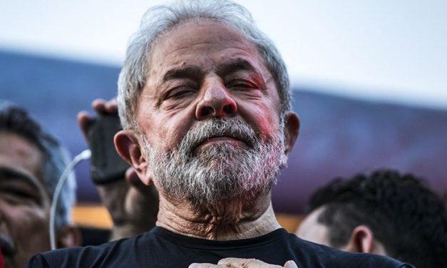 Redujeron la pena de Lula Da Silva