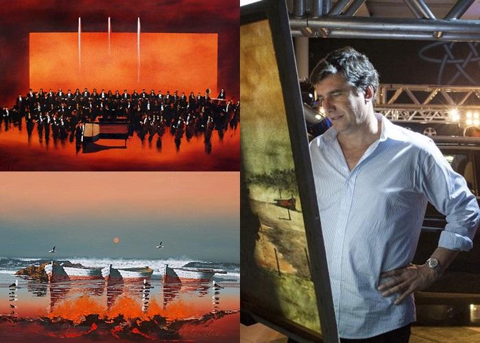 """Fito Sayago: """"la pintura tiene que llegar a todo el mundo"""""""