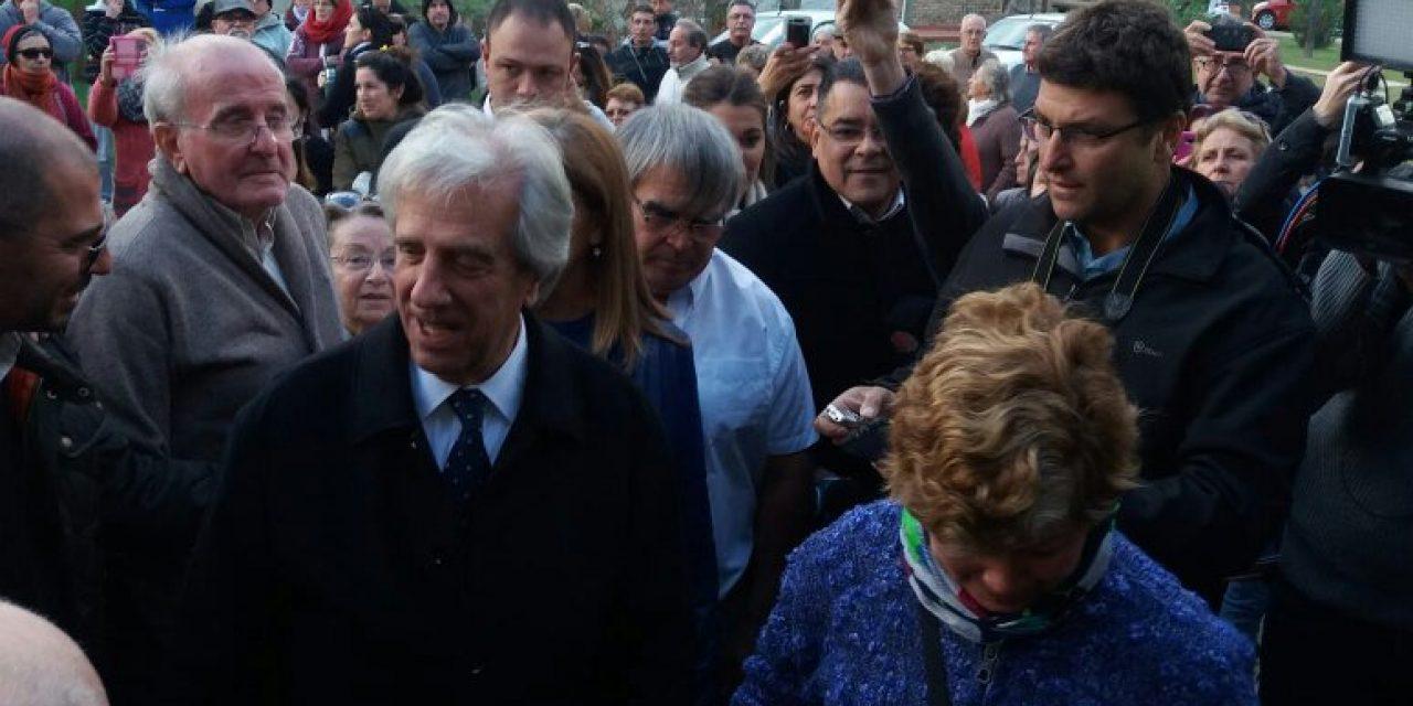 Roballo se refirió a la relación de Vázquez con la sociedad