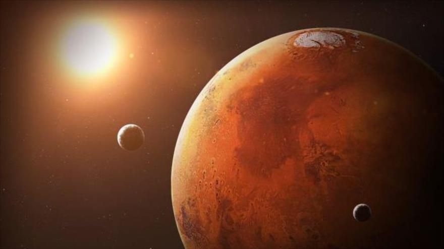 La NASA a punto de conocer el núcleo del planeta Marte