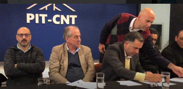 Acuerdo entre la Intendencia de Canelones y ADEOM