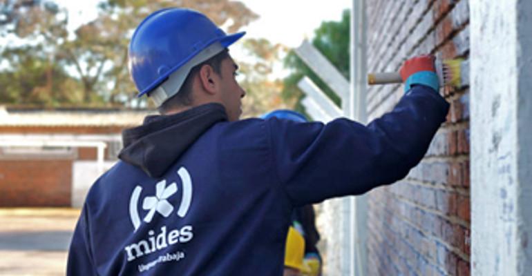 Mides convoca a inscribirse en Uruguay Trabaja del 25 al 31 de julio