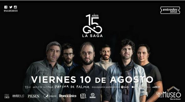 """""""La saga"""" celebra sus 15 años"""